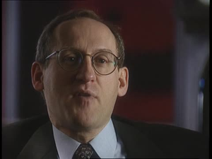 American Experience; Interview with historian Paul Finkelman, 1 of 5