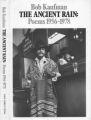 The Ancient Rain : Poems, 1956-1978