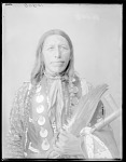Dakota man, Tall Crane, Rosebud Sioux