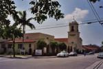 Community Presbyterian Church of Bellflower, exterior