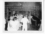 3561st Service Unit WAC dance