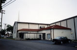 Mt. Nebo Baptist Church, 2001 May