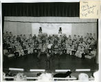 Sullivan High School 1956 Minstrel Show, Sullivan, Indiana
