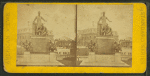 Emancipation statue Boston, Mass