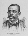 Officers of the League; William E. Gross, Treasurer