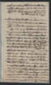 Session of July 7-19, 1794: Miscellaneous Correspondence and Accounts