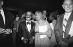 Sammy Davis Jr. and Ethel Bradley, Los Angeles, 1980