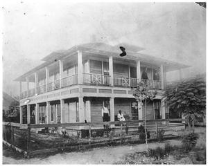 [The Lezine House