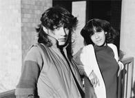 Rachel and Judy Ruiz, Michelangelo Apartments