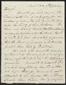 David Brydie Mitchell letter to William H. Crawford, 1819