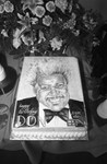 Black Business Association cake celebrating Don King's birthday, Los Angeles, 1991