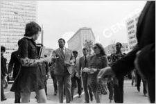 Maynard Jackson Campaigning