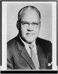 [Dr. Frederick D. Patterson, head-and-shoulders portrait, facing front]