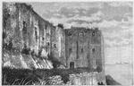 La citadelle Laferriere, vue prise au pied des murailles. (page 33)
