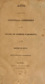Acts passed by the General Assembly of the State of North Carolina [1830-1831] Laws of the State of North-Carolina.