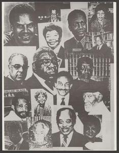 Program: Legends Never Die Dallas' Black Living Legends - Exhibitions