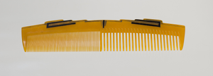 Bakelite comb from dresser set owned by Lena Horne