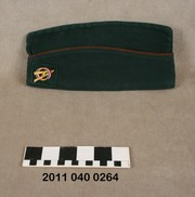 Boy Scout Cap of Ivan C. James, Jr.