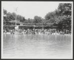 Douglas Park (0218) Events - Lagoon dedication, 1975-08-04