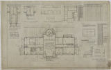 Thumbnail for Municipal Airport, Administration Building, Second Floor Plans