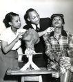 John T. Harris, Julia Clark, and Bernice Peterson