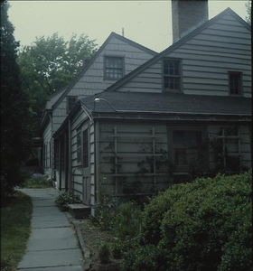 The John Bowne House in Flushing