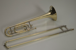 Trombone played by Fred Wesley
