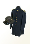 Infantry Private Frock Coat and Hardee Hat