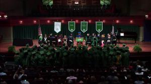 UNT College of Information Commencement: Spring 2016 UNT Commencement: 2016-21, 1