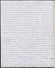 Letter to] Respected & dear friend [manuscript