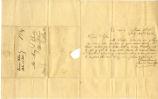 1842 correspondence