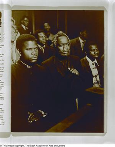 Still image from Cry, The Beloved Country (1951) Dallas/Fort Worth Black Living Legends Dallas/Fort Worth Black Living Legends, 1987