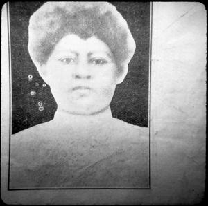 Thumbnail for African-American Woman in Harrison County