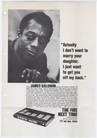 When James Baldwin speaks, all America listens