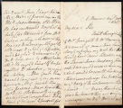 Letter (August 25, 1808), pages 1, 4