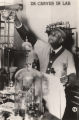 """Dr. Carver in lab."""