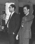 Charles Montgomery and Bristol Barrett, White Slave Ring trial