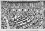 Admission to the House of Representatives, Washington, September 23rd, 1890