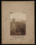 How they buried them at Andersonville, Georgia