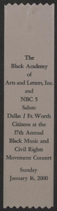 Black Academy of Arts and Letters Award