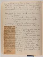 Eleanor Myers Jewett Scrapbook, vol. 2, 1909-1910, page 104