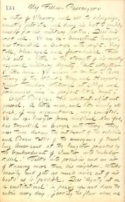 Thomas Butler Gunn Diaries: Volume 20, page 147, August 31, 1862