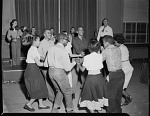 Square dance H[oward].U[niversity]. [Acetate film photonegative,] Apr. 1949