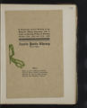 1906 Minnesota Library Association annual conference program, Austin, Minnesota