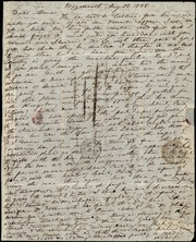 Letter to] Dear Maria [manuscript