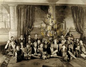 GGG Photo Studio at Christmas