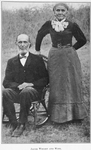 Jacob Wright and wife
