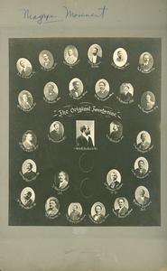 Niagara Movement, 'The Original Twenty-Nine