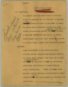 News Script: NAACP NBC News Scripts