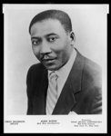 Muddy Waters and his orchestra